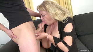 Fat mature gets her dose of dick foreigner the nephew
