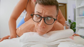 Hard vaginal intercourse relating to a younger hunk