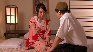 Japanese MILF having recreation while being fucked - Wakako Yamada